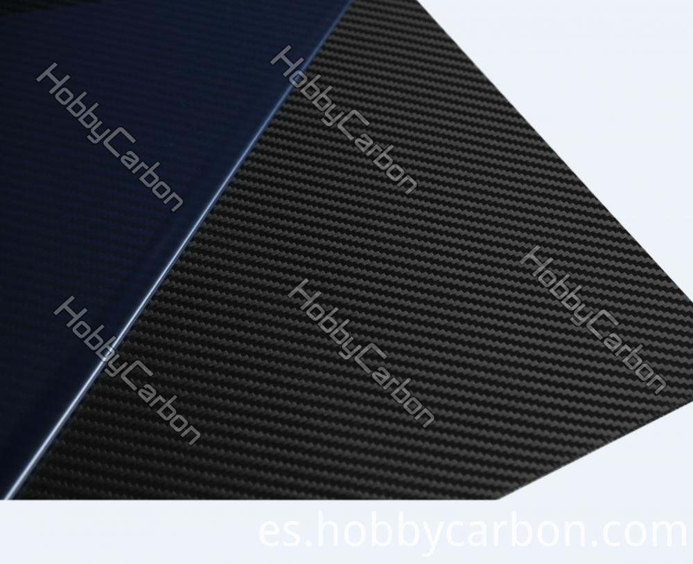 carbon fiber sheets heat resistant
